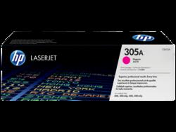 טונר לייזר HP CE413A אדום 2600 דף (305A)