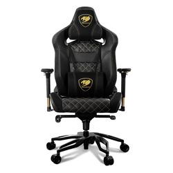 כיסא גיימינג Cougar TITAN PRO ROYAL שחור