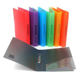 תיק טבעות פוליו PP CAMPUS מגוון צבעים