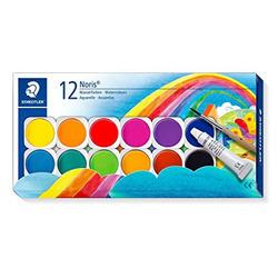 סט צבעי מים שטדלר 888NC12