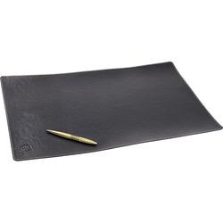 משטח עבודה לשולחן 40/60 דמוי עור שחור 4686
