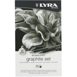 סט 11 עפרונות גרפיט LYRA graphite set