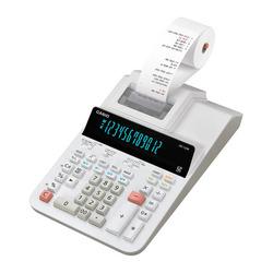 מכונת חישוב CASIO DR120R לבן ''חדש''
