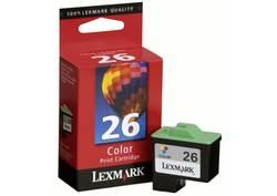 ראש דיו לקסמרק 10N0026E צבעוני (26)