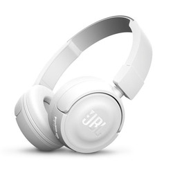 אוזניות JBL T450BT Bluetooth לבן