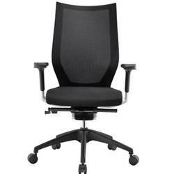 כסא מנהל קריסטל ללא משענת למשרד