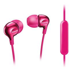 אוזניות חוטיות Philips SHE3705 ורוד