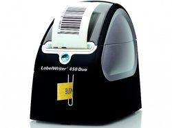 מדפסת DYMO LabelWriter 450 Duo