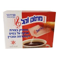 סוכרזית מתוק וקל 250 יח'