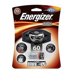 פנס לד ראש + 3 נורות Energizer