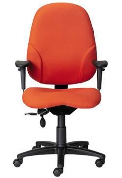 כסא משרדי אלפא עם מנגנון מולטי למשרד