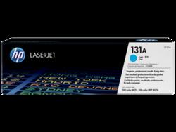 טונר לייזר HP CF211A כחול 1500 דף (131A)