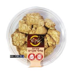 עוגיות נטיפי שקדים אקלר 200 גרם