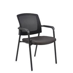 כסא אורח ירין רשת + ידיות
