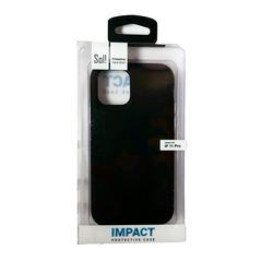 כיסוי לאייפון 11 PRO שחור SOL IMPACT