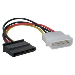 כבל חשמל Molex Sata Power Cable