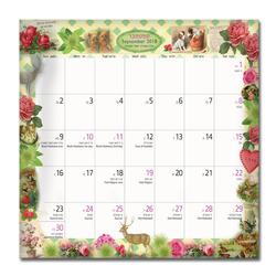לוח שנה מגנטי מיכל פרידמן 12/12