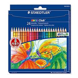 עפרון צבעוני שטדלר סט 24 צבעים