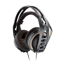 אוזניות ומקרופון Plantronics RIG-400PC