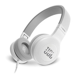 אוזניות חוטיות JBL E35 לבן