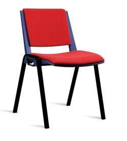 כסא אורח קנטרה מרופד למשרד
