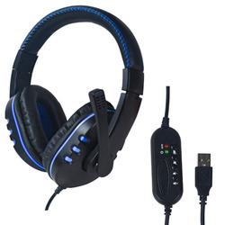 אוזניות + מיקרופון SILVERLINE HS-009 USB
