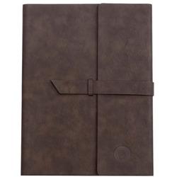 מכתבייה גבעוני A4 חום כהה