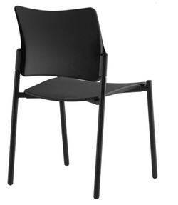כסא אורח פינקו פלסטיק למשרד
