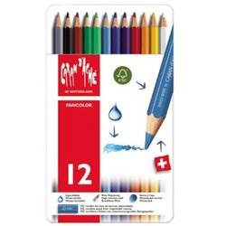 עפרון צבעוני CARAN DACHE סט 12 1288