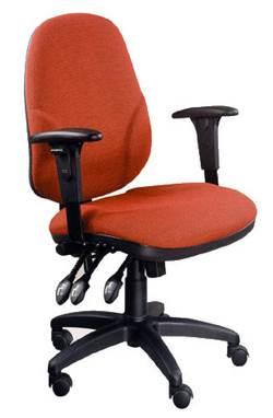 כסא מזכירה סיון G ידיות מתכוננות