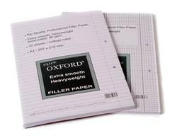 דפדפת A4 אוקספורד 72 דף 80 גרם