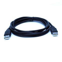 כבל 1.8 מטר USB/USB GoldTouch
