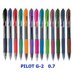 עט פילוט ג'ל G-2  עובי 0.7