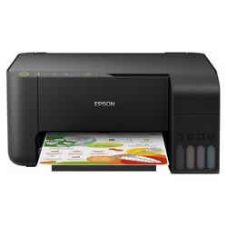 מדפסת הזרקת דיו Epson EcoTank L3150 אפסון