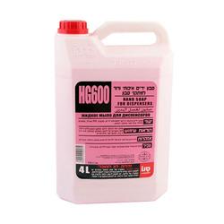 סבון נוזלי לידים 4 ליטר HG600