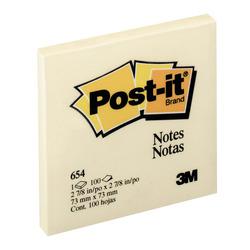 מדבקות תזכורת 654 POSTIT 75*75