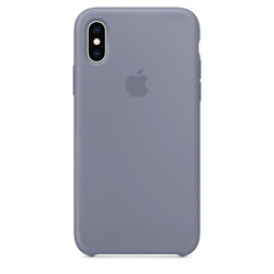כיסוי סיליקון ל- iPhone XS