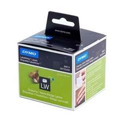 מדבקות לשילוח חבילות 102/59 מ'מ למדפסת LabelWriter 4XL בלבד