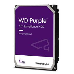 כונן קשיח פנימי Western Digital WD Purple WD40PURZ 4000GB