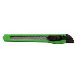 סכין חיתוך פלסטיק צר + נועל