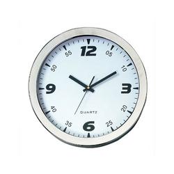 שעון קיר משרדי ביג בן רקע לבן 36 ס'מ 1584-9