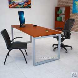 שולחן כתיבה דגם Diamond רגל כסופה