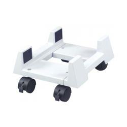 מעמד פלסטי למחשב + גלגלים aidata CS002M