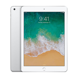 טאבלט iPad Wi-Fi 128GB - Silver