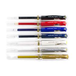 עט אוניבול ג'ל 1 מ'מ Signo