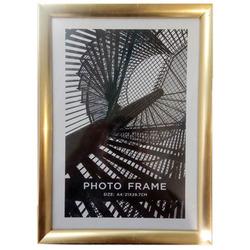 מסגרת תמונה A4 זהב