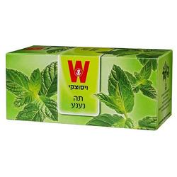 תה ויסוצקי נענע 25 שקיקים
