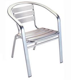 כסא פופ אלומיניום