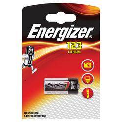 סוללת אנרגיזר לתיום EL123AP למצלמה