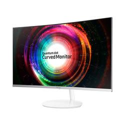 מסך מחשב Samsung C32H711QEM 32 אינטש סמסונג